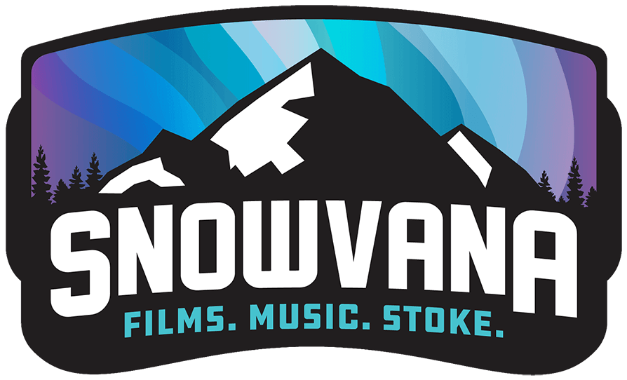 Films. Music. Gear. Stoke. Logo